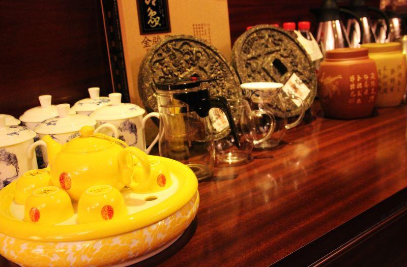 21F總統套房茶藝