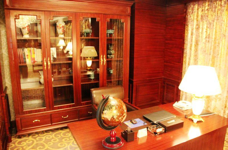 21F總統套房書房