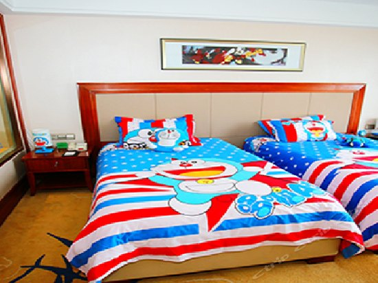 Doraemon Thematic Room