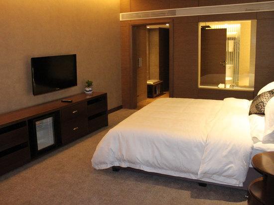 豪華大床房升級溫馨大床房