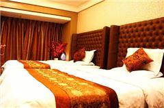温馨星景双床房