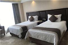 柏麗標準雙床房