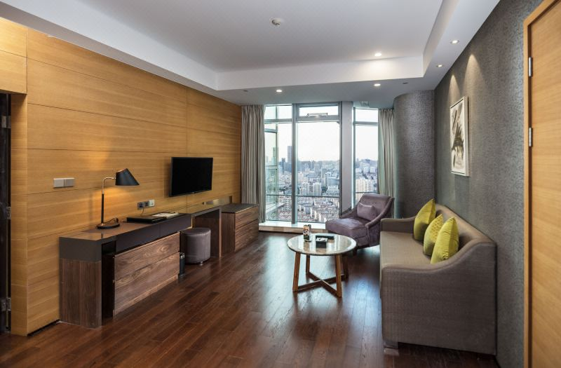 Executive City-view Suit