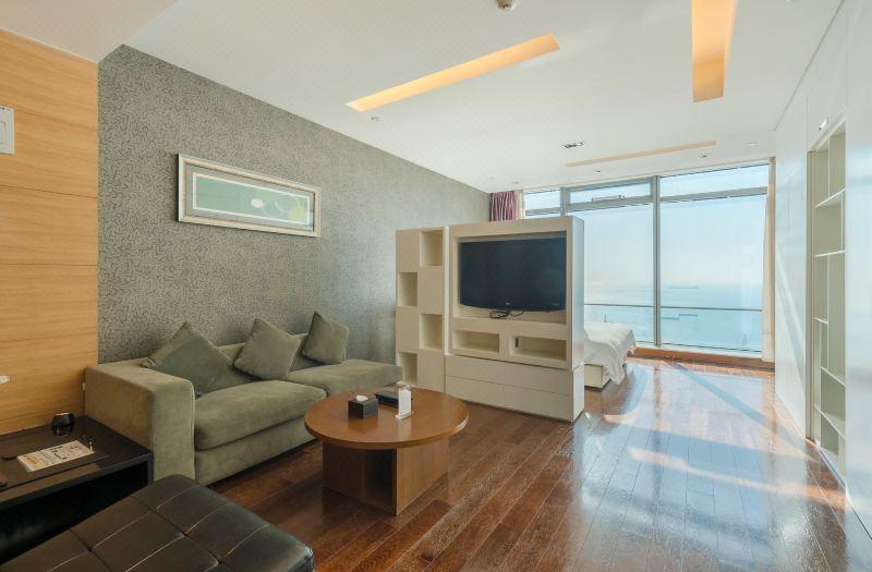 浮山湾海景房
