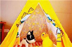 小黄鸭两室一厅亲子主题套房