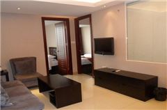 Deluxe 2-bedroom and 1-living room