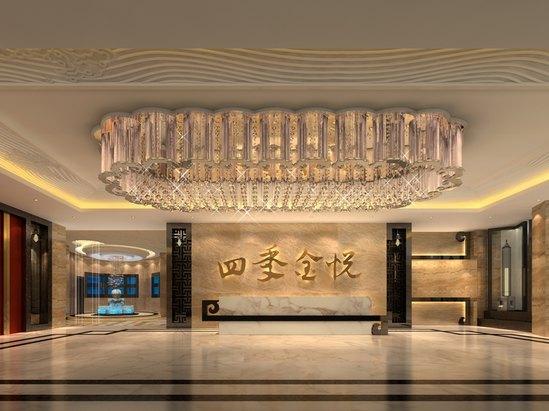 中餐厅四季金悦大厅