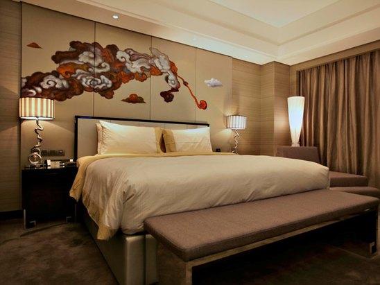 Oriental Queen Room