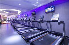 Fitness- und Unterhaltungsmöglichkeiten