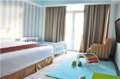Blue Ocean Family Thematic Room