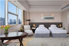 Deluxe City-view Twin Room