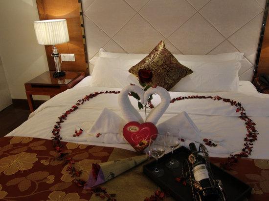 浪漫情人套房