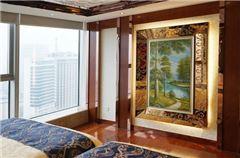 Multi-level Luxury Suite