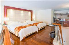 Multi-level Deluxe Suite Twin Room