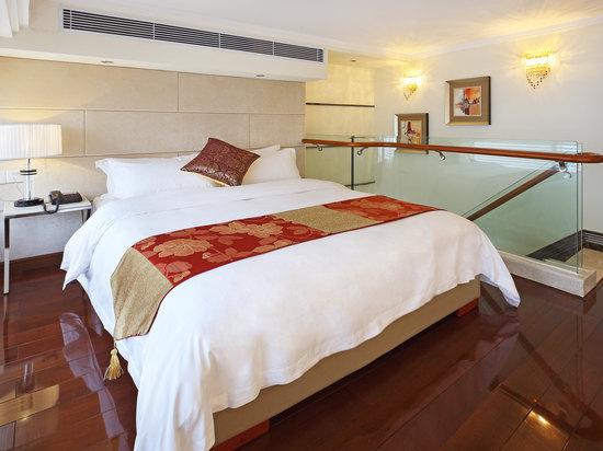 复式双卧室套房