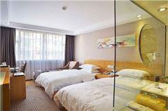 欧式商务双床房