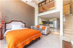 观景豪华复式双床套房