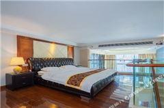 复式豪华大床套房