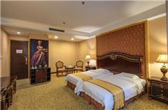 Venice Villa Deluxe Twin Room