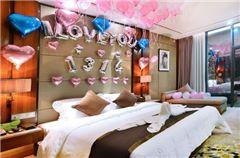 Romantic Decorated Room