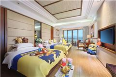 Deluxe Sea-view Family Room