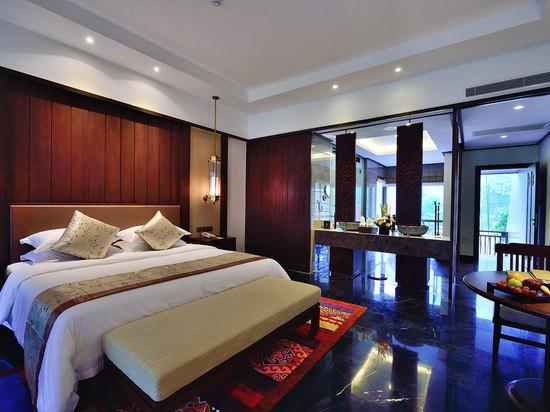 水寨別墅高級大床房