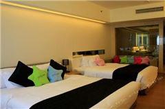 家庭双床房