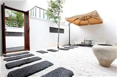 Twin Maple Courtyard