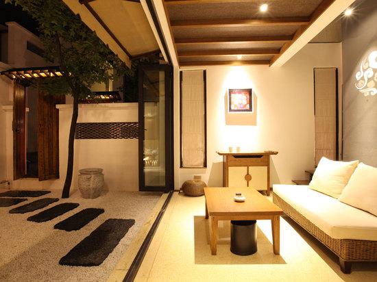 Double Bedroom Small Villa