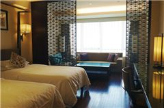 Panoramic Deluxe Twin Room