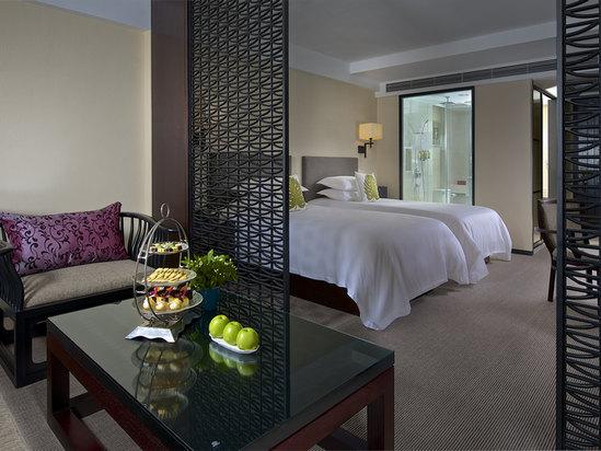 景观豪华双床房