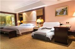 Huibin building Deluxe Panoramic Relax Queen Room