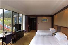 Guest Building Twin Room