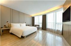 Wooden Queen Room