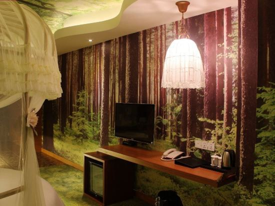 Forest theme Room
