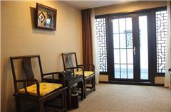 Deluxe Courtyard Room
