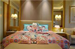 亲子主题大床房