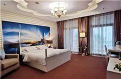 日落爱琴海大床房
