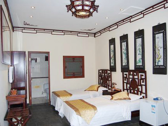 European Standard Room With Twin Bed