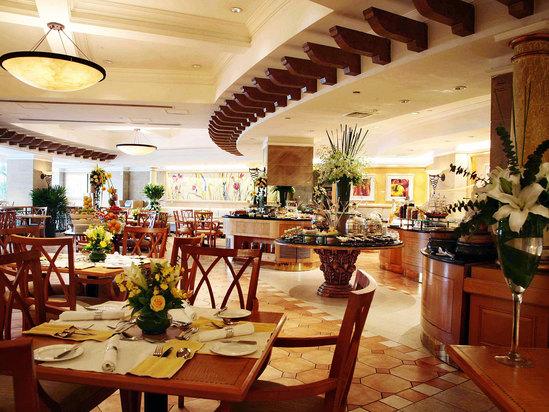 花园咖啡厅