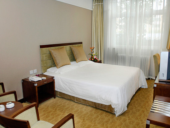 Yangyiyuan Deluxe Room in Affiliated Villa