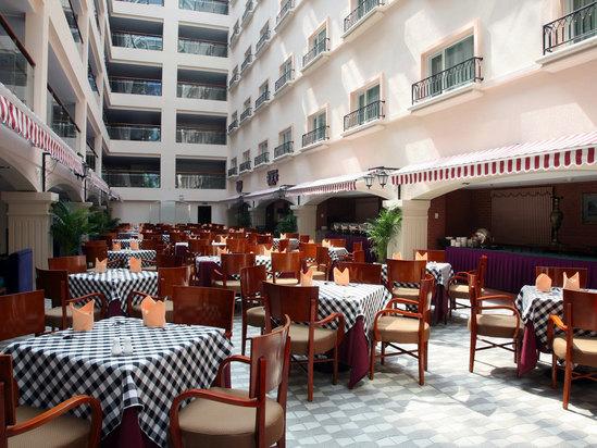 四季苑西餐厅