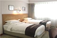 梦百合零压睡眠高级双床房