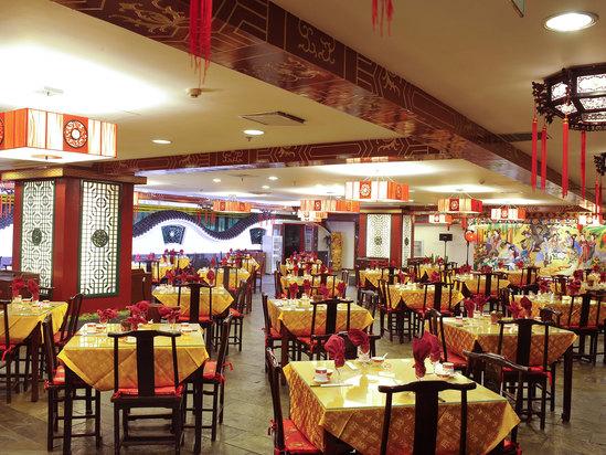 老北平餐廳