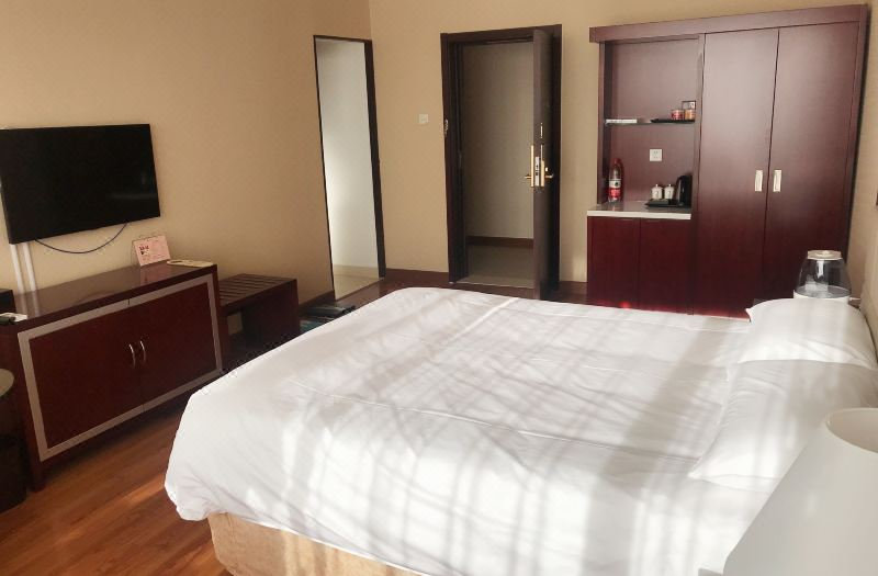 Villa B Business Room