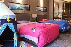 儿童双床房
