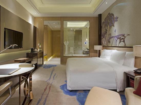 高級豪華大床房