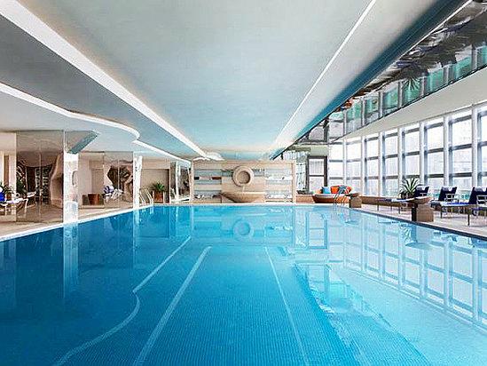 水疗健身中心