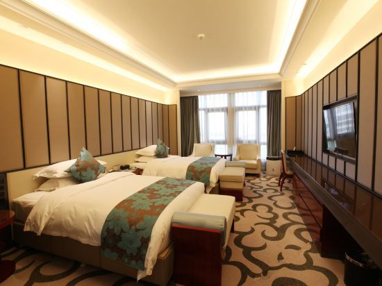 Western Trade Super Deluxe Twin Room