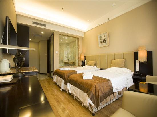 景观商务双床房
